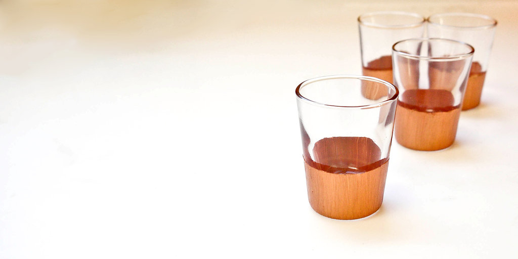 Give Your Shot Glasses a Grown-Up Upgrade