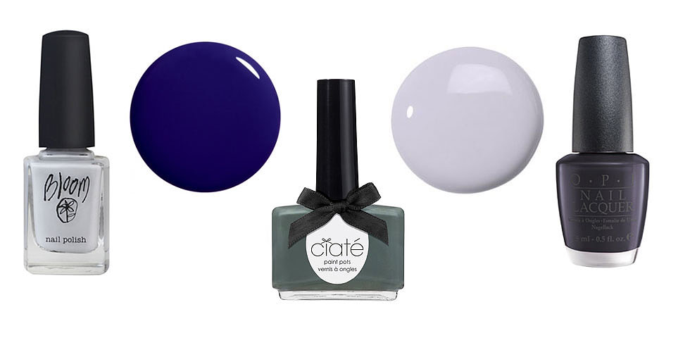 10 Pedicure Appropriate Nail Polish Colours