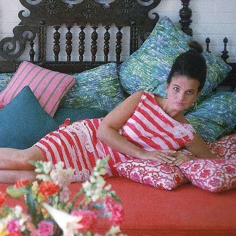 Lilly Pulitzer Vintage Photographs