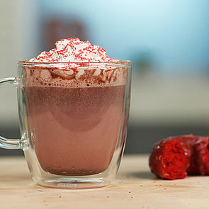 Red Velvet Latte Recipe