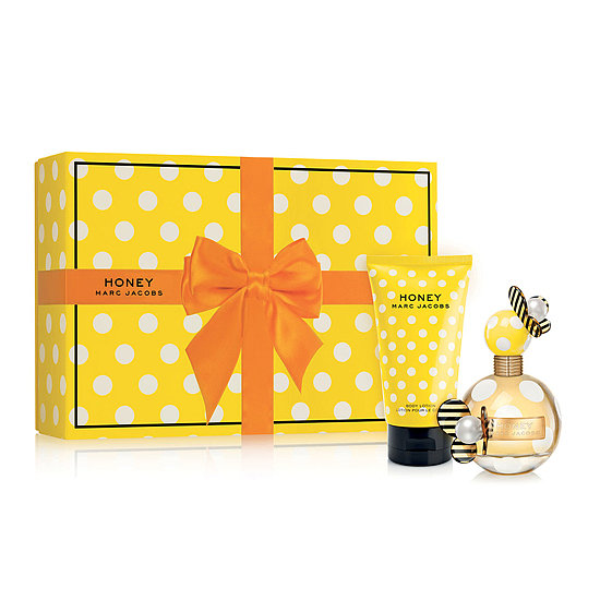 Gift the latest from Marc Jacobs with the Honey Fragrance Gift Set ($94), which includes the perfume and matching body lotion all covered in the iconic scent's polka-dot motif.