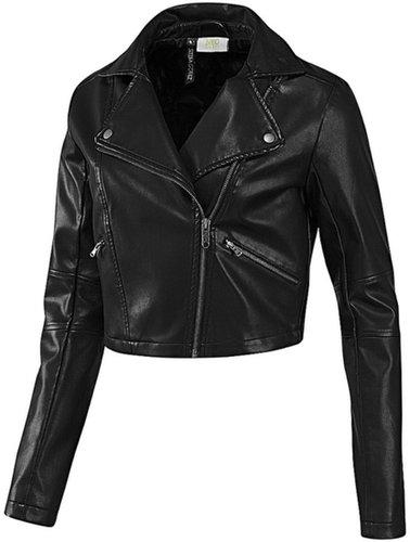 Selena Gomez Polyurethane Jacket