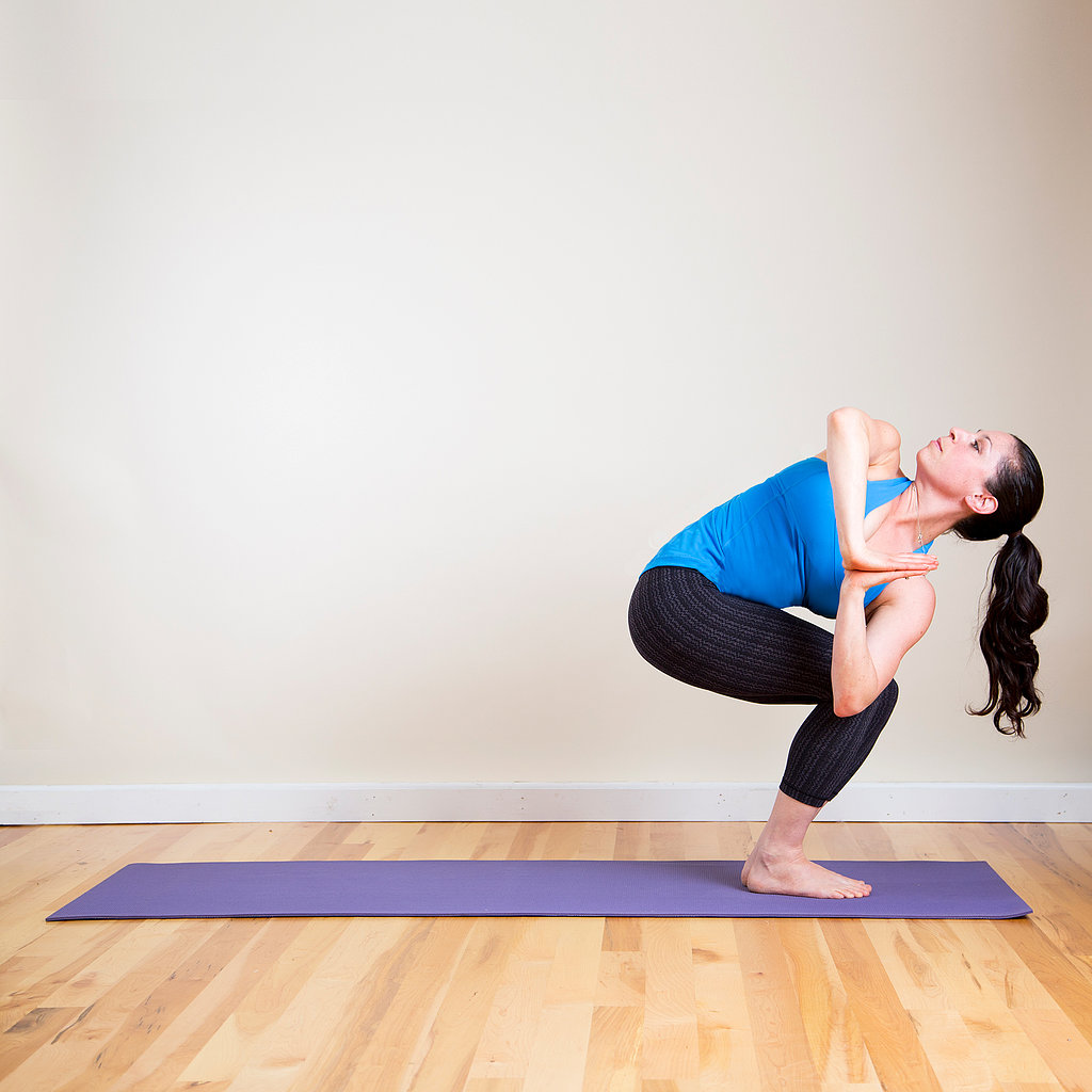 Free Weight Loss Yoga For Beginners: Inner-Thigh Yoga Sequence For Beginners