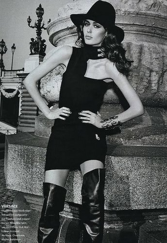 Nicole Trunfio Model