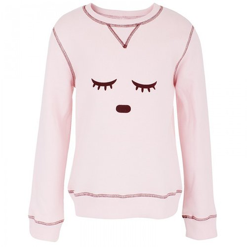 Livly Baby Pink Eyelash Sweater
