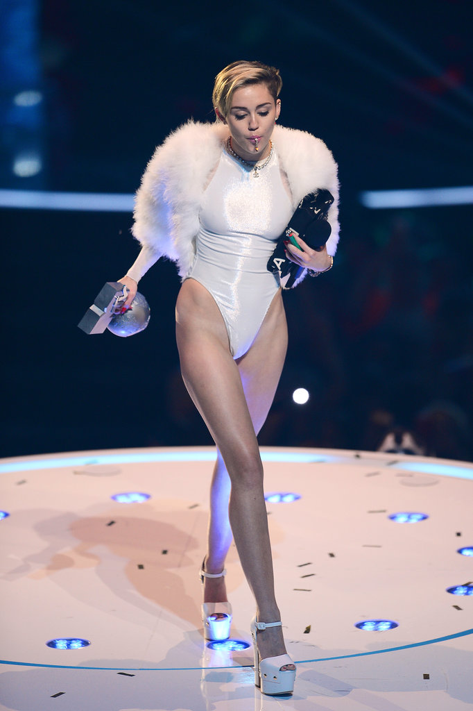 Miley Cyrus was back in the headlines on Nov. 10 when she lit up a joint while accepting an award at the MTV EMAs in Amsterdam. While the star has never shied away from her affinity for pot, many critics were shocked at her blatant drug use. As it turns out, her toking moment would be edited out by MTV when the network aired the EMAs in America.
