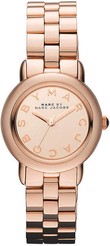 MARC BY MARC JACOBS Ladies' Marci Rose Gold Watch