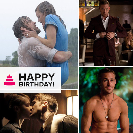 Happy Birthday, Ryan Gosling: See His Hottest Onscreen Pictures