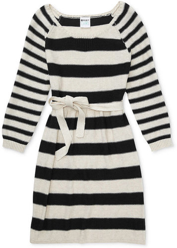 Roxy Girls Dress, Girls Dream Catcher Dolman-Sleeve Sweater Dress