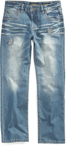 Lucky Brand Kids Jeans, Little Boys Billy Rip-N-Repair Jeans
