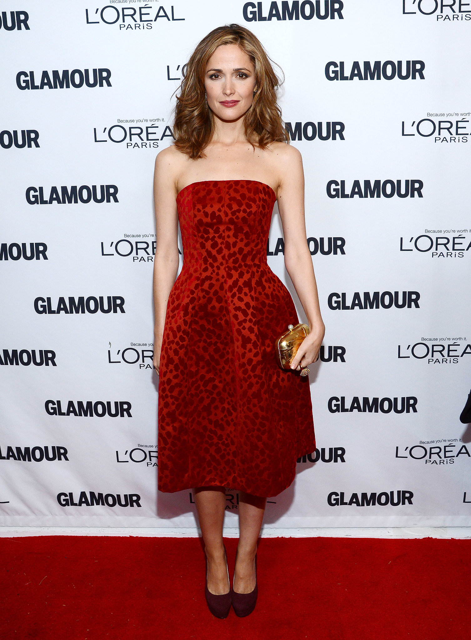 Red Carpet Cocktail Dresses