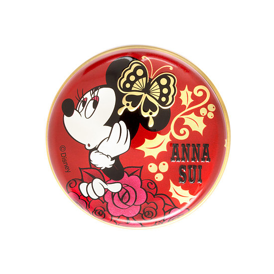 Anna Sui and Minnie Mouse