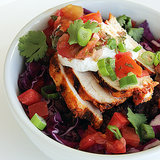 Healthy Mexican Recipe: Chicken Burrito Bowl