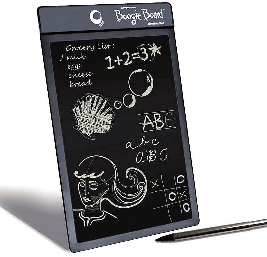 For 7-Year-Olds: Boogie Board LCD Writing Tablet