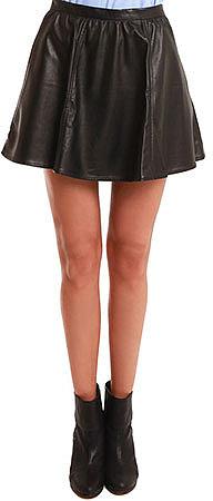 Rails Emily Leather Skirt
