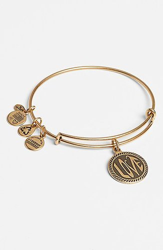 Alex and Ani 'Open Love' Expandable Wire Bangle