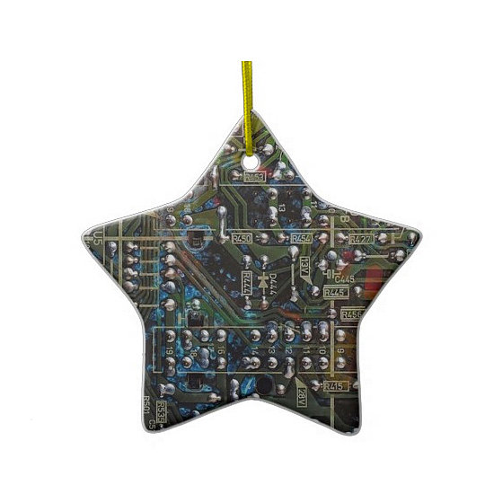 Motherboard Ornament