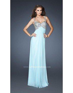La Femme Prom Dresses 18841 Ice Blue