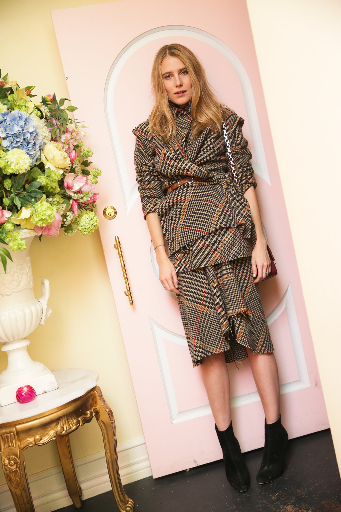 Dree Hemingway at the Style.com issue launch party.