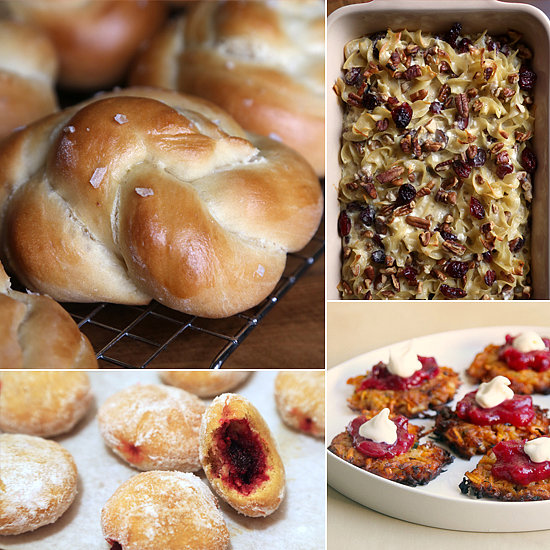 A Once-in-a-Lifetime Thanksgivukkah Menu