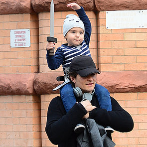 Celebrity Family Pictures Week of Nov. 18, 2013