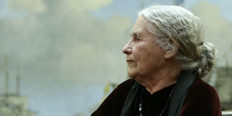 Doris Lessing's Lessons on Life, Love, and Reading