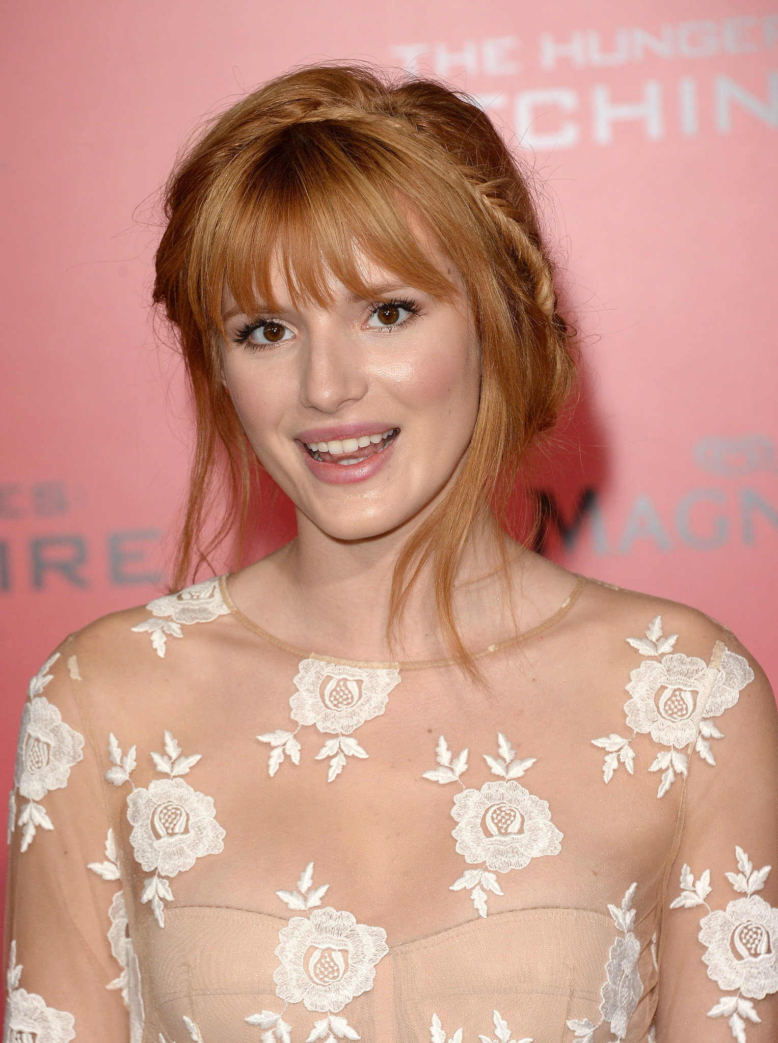 Bella Thorne games
