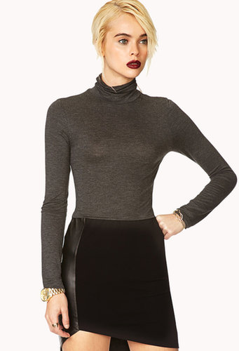 FOREVER 21 Must-Have Crop Top