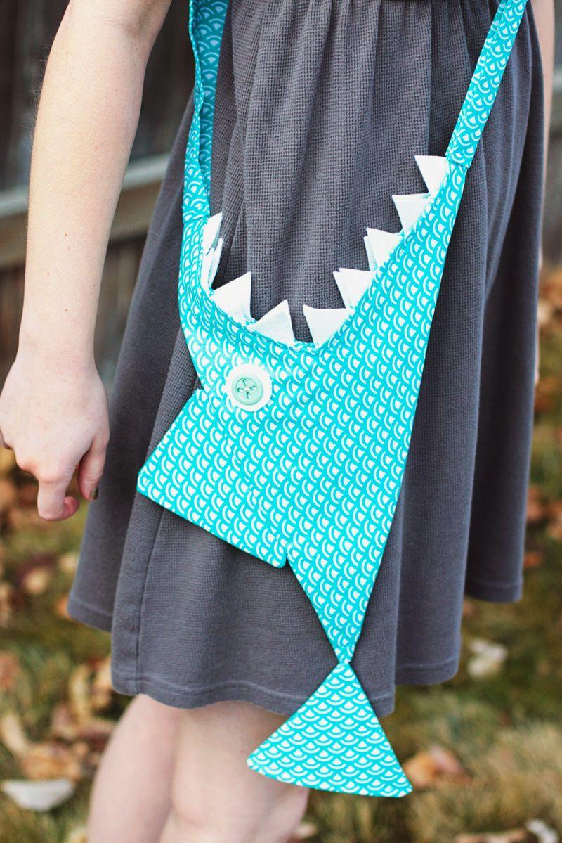 Shark Purse