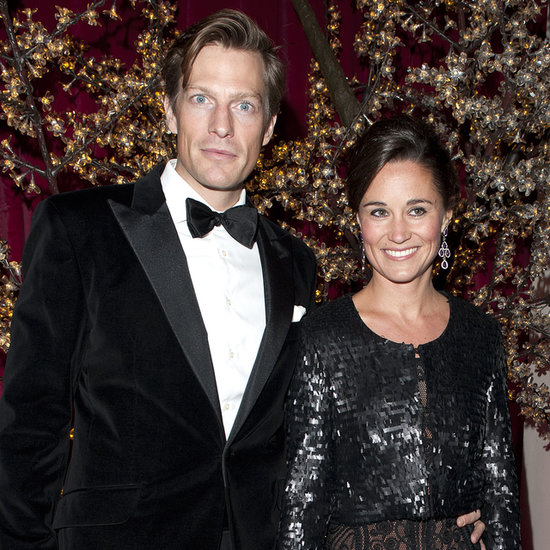 Pippa Middleton and Boyfriend at Sugarplum Gala