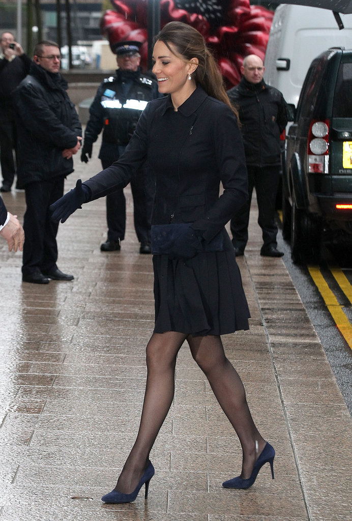 Kate Middleton Narrowly Avoids a Marilyn Moment