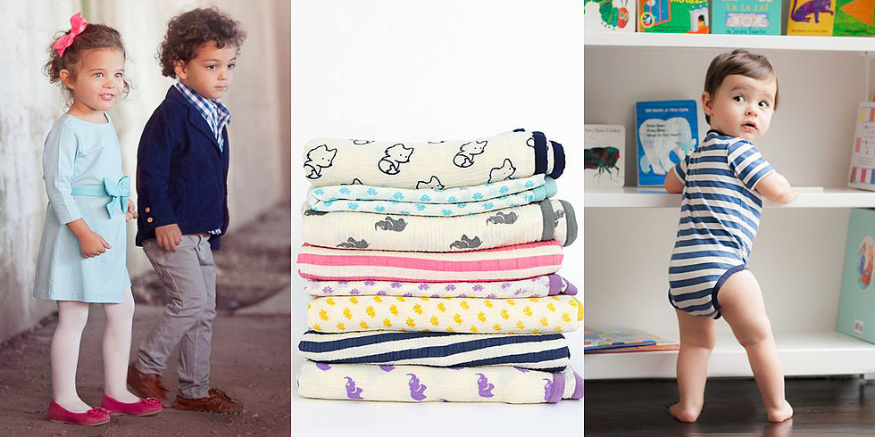 Bonobos to Baby! Monica + Andy Launches New Infant and Toddler Line