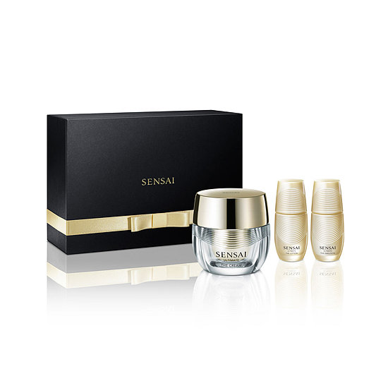 If you're going to splurge on skin care this season, we recommend the Sensai Ultimate The Cream Set ($740). It uses the latest technology from Japan to soften and brighten. She'll prefer this over a silk scarf any day.