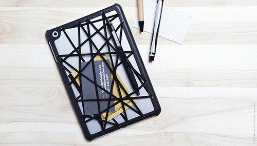 Quirky Web iPad Mini case