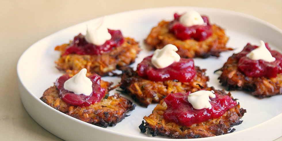 Hybrid Recipes Fit For Thanksgivukkah