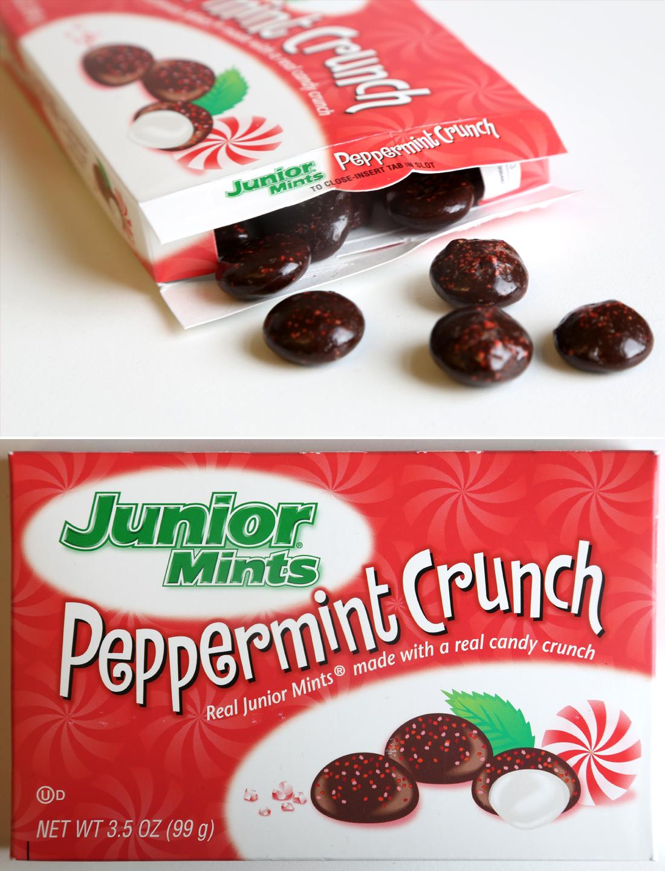 Junior Mints Peppermint Crunch