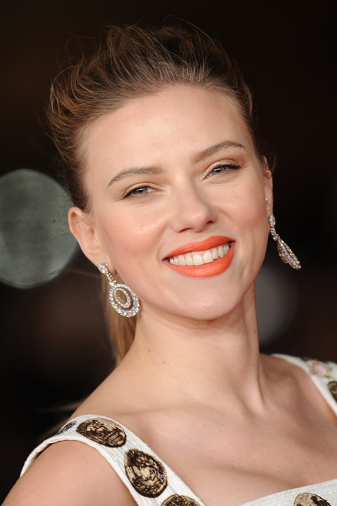 Scarlett Johansson Best Hair And Makeup Looks Popsugar