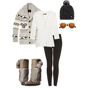 Cute Apres Ski Outfit