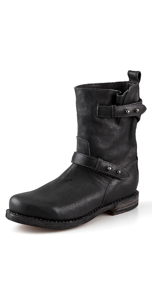 Kate Moss is a fan of these Rag & Bone moto boots ($595), and it's easy to see why. Not only are they on-trend, but they are also classic enough to wear for seasons to come.  — Becky Kirsch, entertainment director