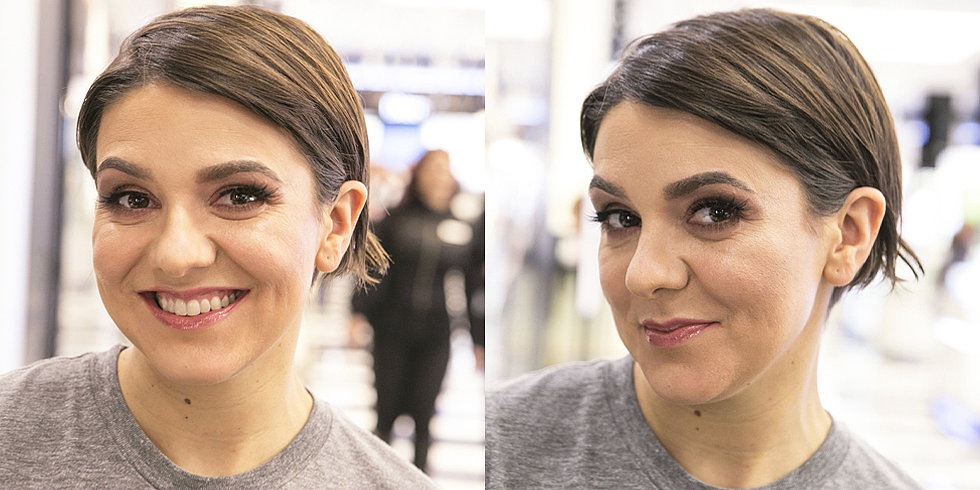 A Gorgeous New Year's Eve Beauty Look Anyone Can Do