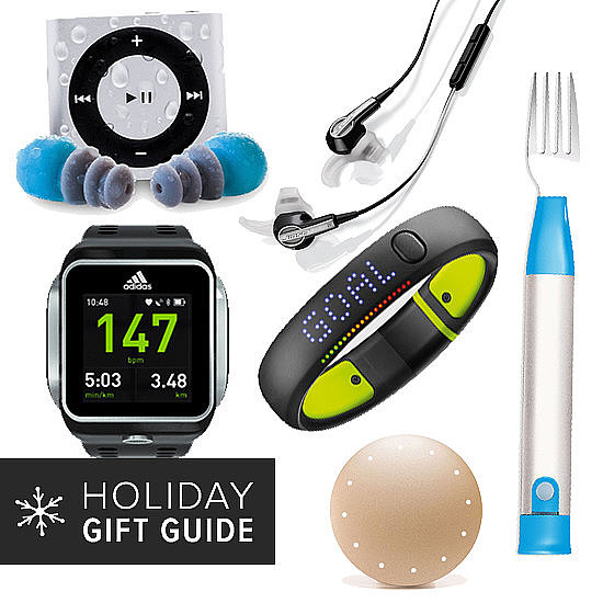 From scales to heart-rate monitors, POPSUGAR Fitness rounded up some of the best fitness gadgets from this year; all perfect for gifting!