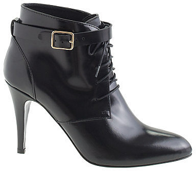 Collection high-heel booties