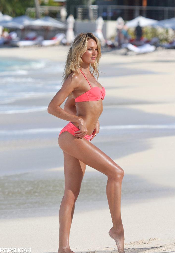 It's Not a $10 Million Bra, But Candice Can Still Rock a Bikini
