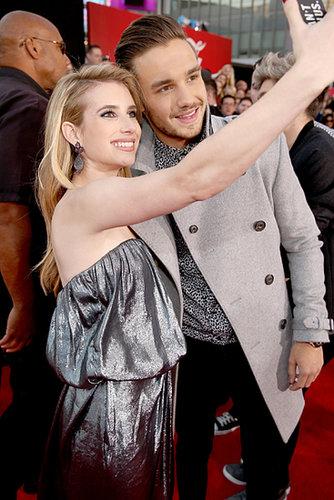 Award Show Selfie