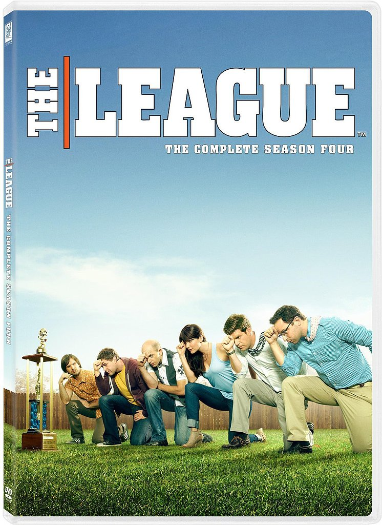 The League Complete Season Four DVD ($30)