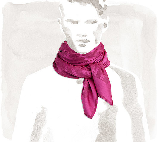 When it comes to purchasing a high-quality fashion gift, the key is to find a trend-proof piece. The Hermès Faconnee Grand H scarf ($430) in hot pink will keep your loved one warm for years to come — and they'll never forget who thought they deserved it.  — Nick Maslow, editorial assistant