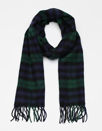 Blackwatch Tartan Scarf