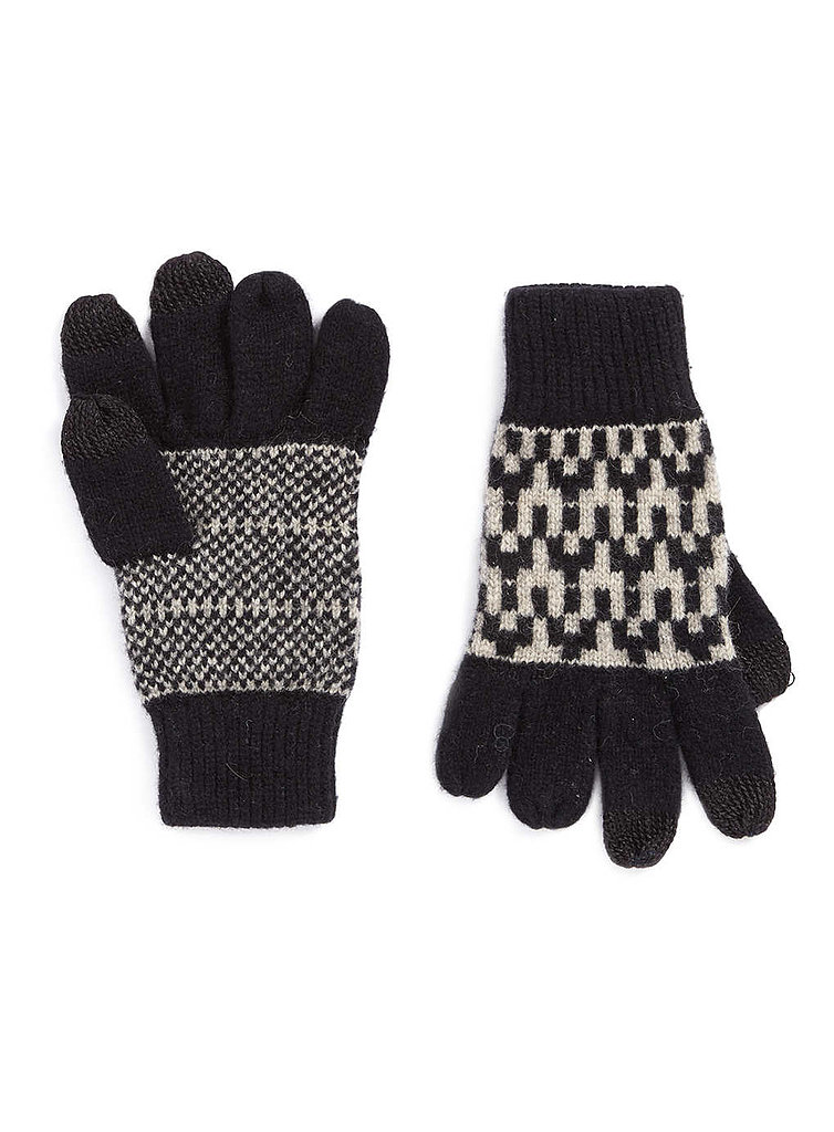 I've had these patterned lambswool gloves ($28) by Topman on my list since they hit store shelves. Picture pairing them with a black sweater, jeans, and boots for a chic après-ski look.  — Nick Maslow, editorial assistant