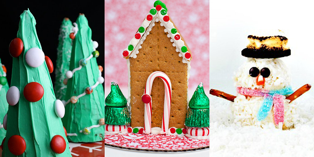 6 Sweet and Simple Gingerbread House Alternatives