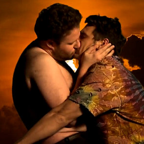 """Seth Rogen and James Franco """"Bound 2"""" Video GIFs"""